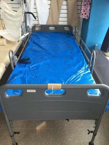 cama hospitalaria semielectrica drive competitor - segunda