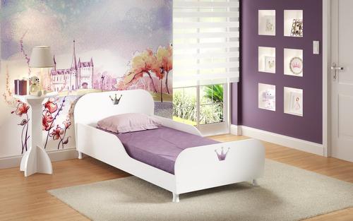 cama individual niña (corona princesa) 2357.0001