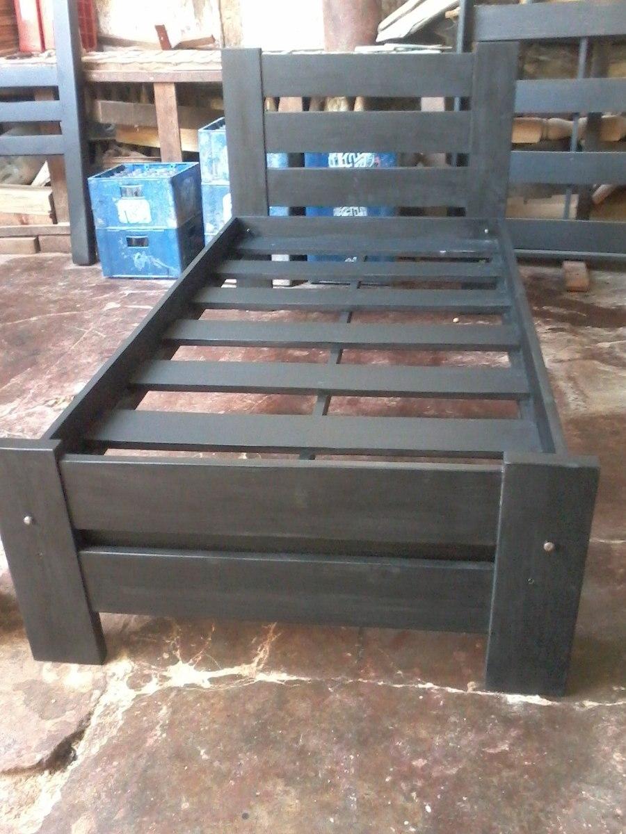 Cama individual sencilla bs en for Colchon cama sencilla