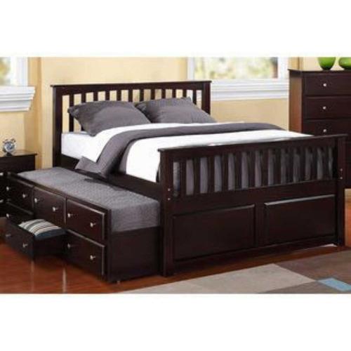 cama individual  sin colchon