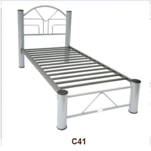 cama individual tubo 4  modelo: c41