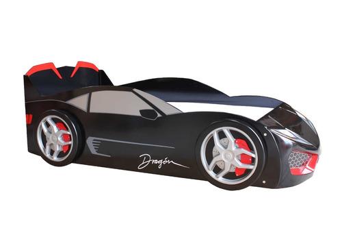 cama infantil carro dragon