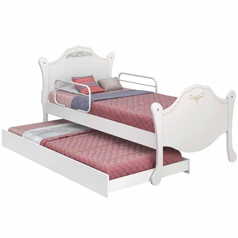 b03af4faad cama infantil com auxiliar provençal - pura magia. Carregando zoom.