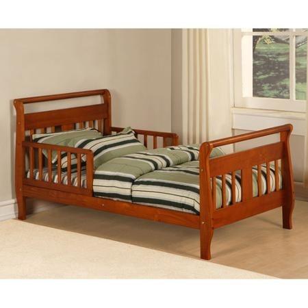 cama infantil cuna de madera solida oferta