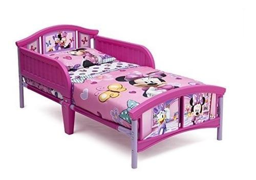cama infantil de niñas plástico mickey mouse de disney