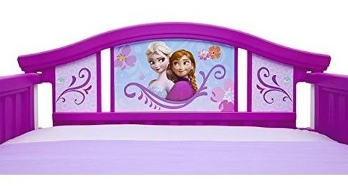 cama infantil niños toddler decoración habitación frozen