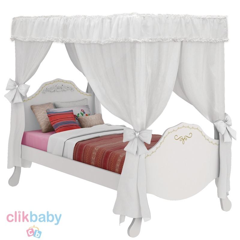 f8ebef771c cama infantil provençal dossel - pura magia. Carregando zoom.
