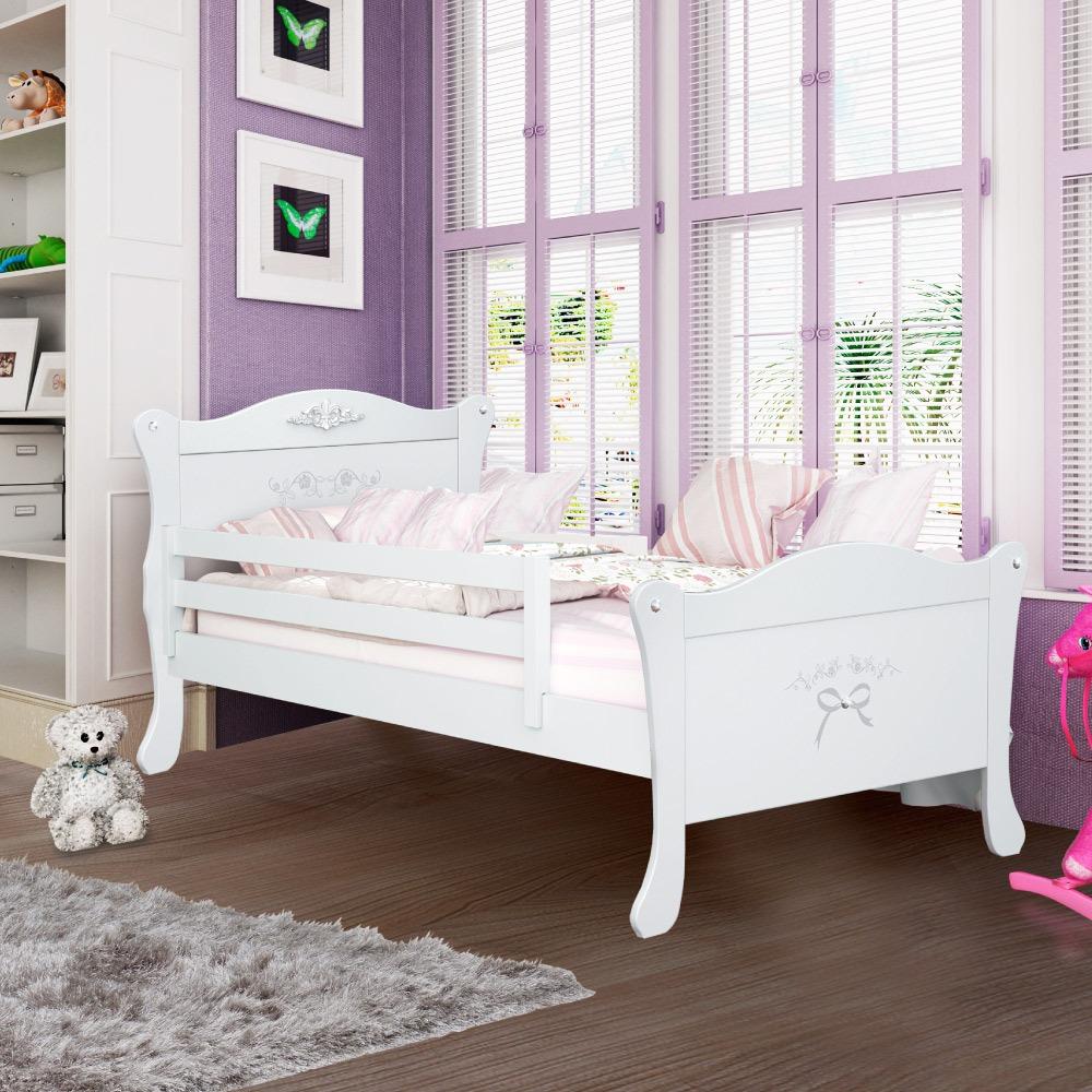 d38884b081 cama infantil provence com grade de proteção - pura magia. Carregando zoom.