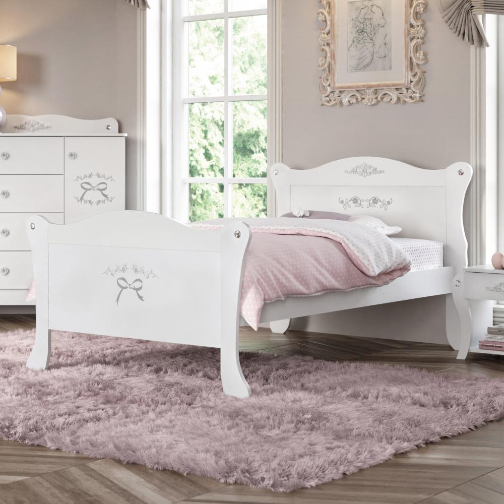 b81ef2b91f cama infantil provence com pedras decorativas - pura magia. Carregando zoom.