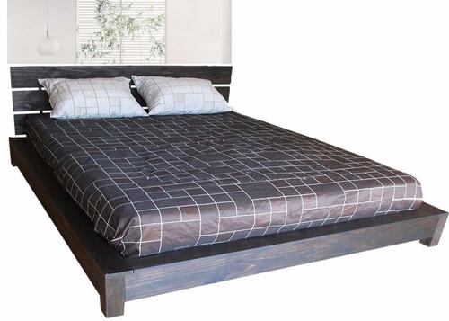 cama king estilo japones.nueva