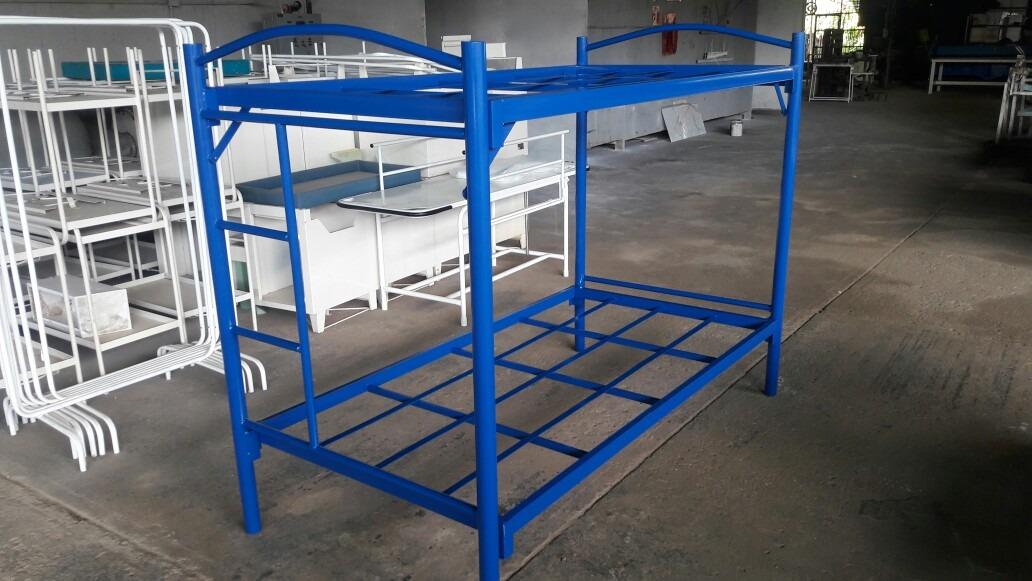 Cama Litera Individual De Hierro Bs 75800000 En Mercado Libre