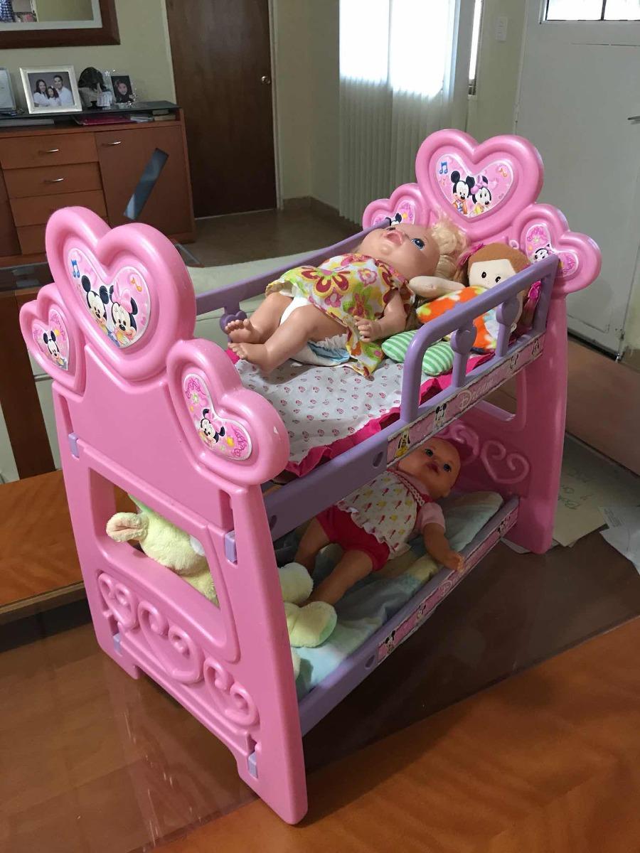 Cama Litera Para Barbie Bs 850000 En Mercado Libre