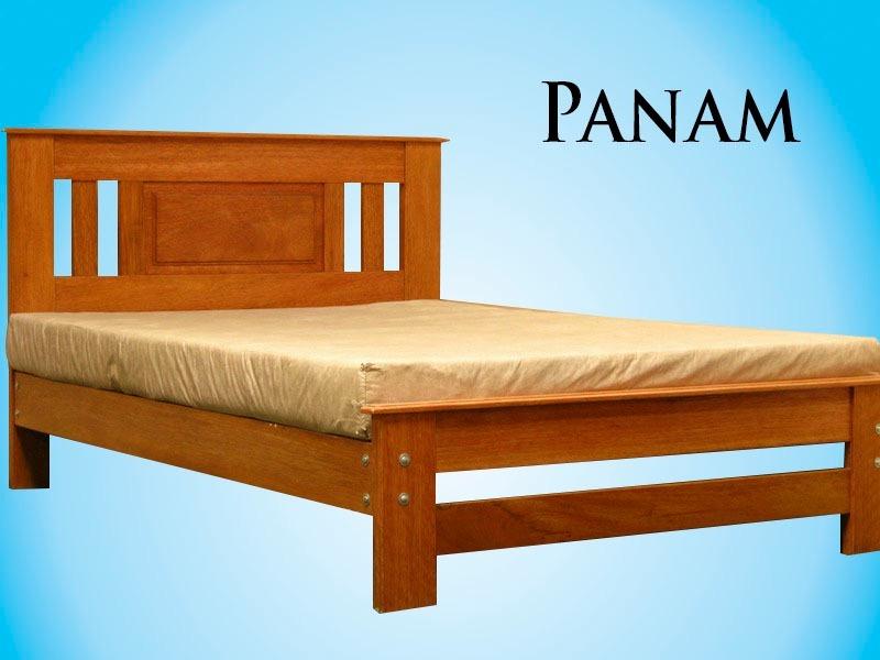 Cama madera tornillo 2 plazas modelo panam s 600 00 - Modelo de camas ...