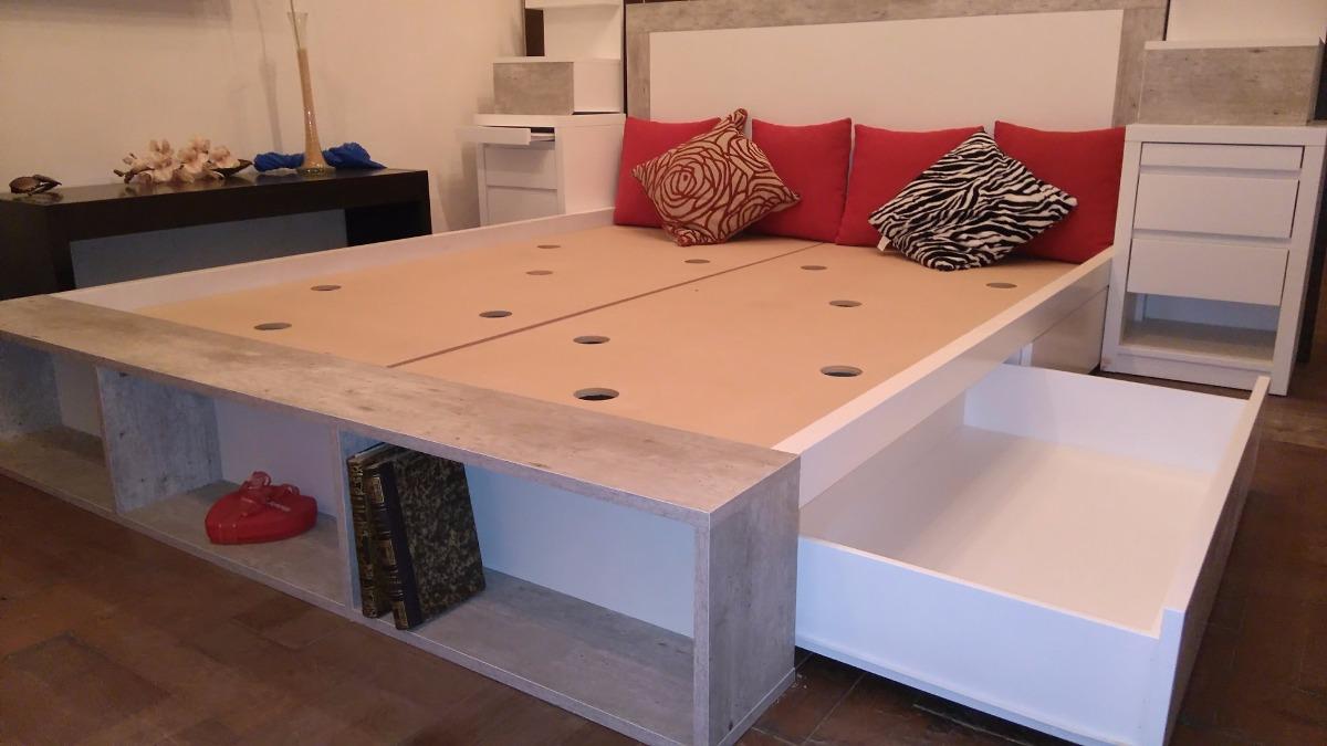 Muebles Para Cama. Perfect Todas Las Camas A Medida With Muebles ...