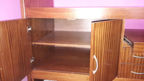 cama marinera, con cajonera y escritorio incluidos