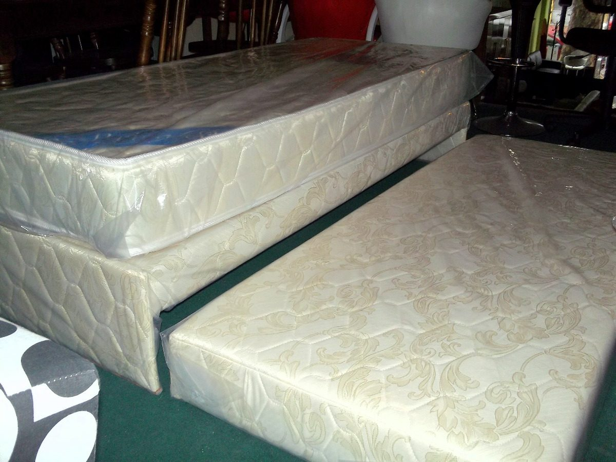 Cama marinera sofa cama sommier 1 plaza colchones for Precio cama 1 plaza