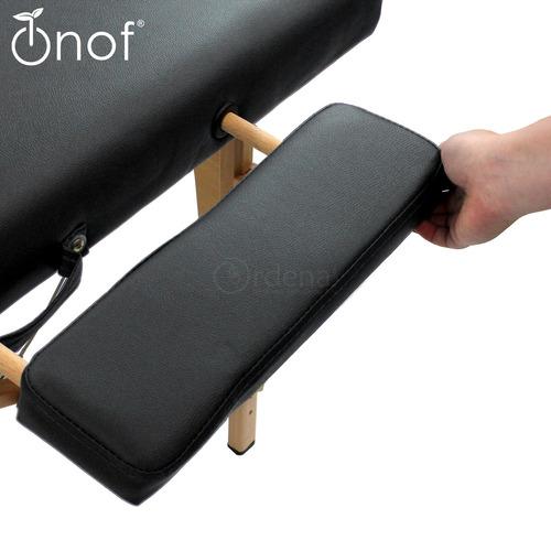 cama masaje onof portatil profesional modelo ancho con funda