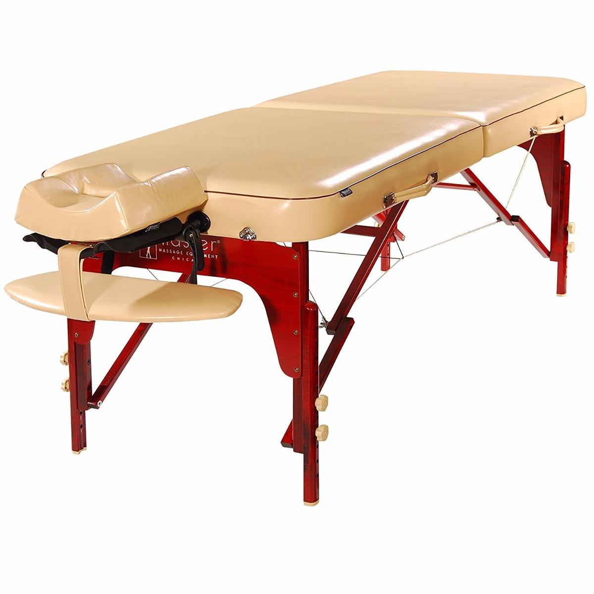Cama masaje portatil 30 pulgadas master massage cream for Cama de 54 pulgadas