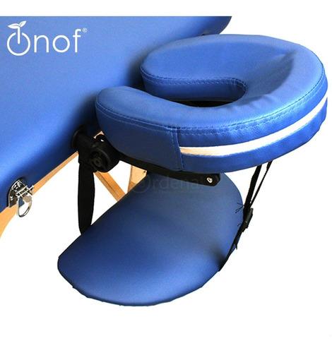 cama masaje spa onof reclinable estuche portatil profesional