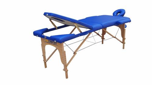 cama masaje spa reclinable estuche portatil profesional mesa