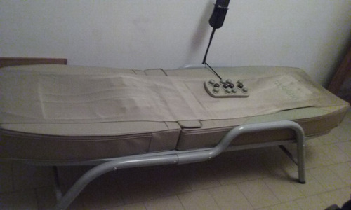 cama masajeadora syogra