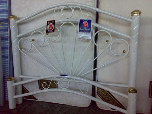 cama matrimonial extra reforzada precio de fabrica