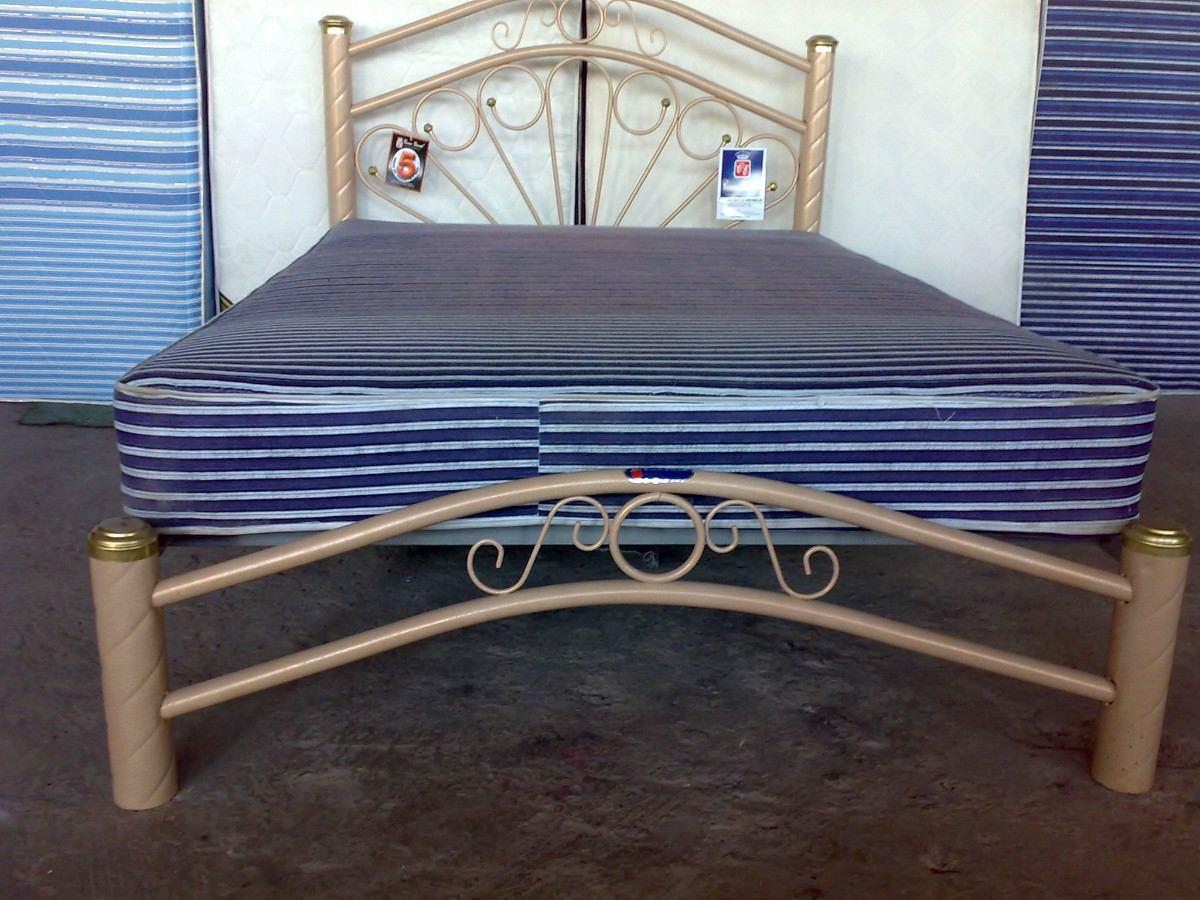 Cama matrimonial extra reforzada precio de fabrica for Fabrica de sillones cama precios