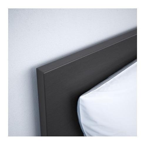 cama matrimonial o queen moderna en melamina de 15 mm