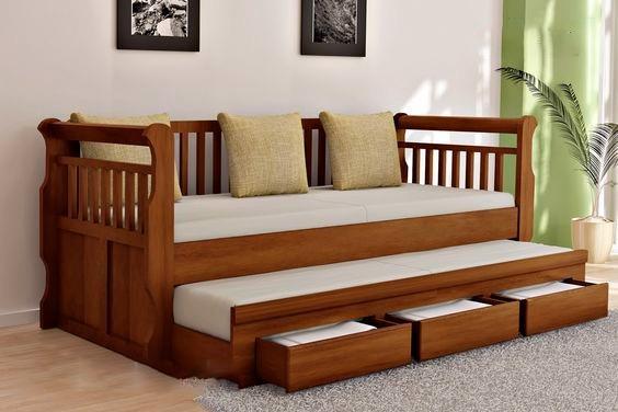 Cama matrimonial tipo sofa bs en mercado for Sofa cama tipo futon