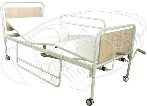 cama mecánica de tres planos, c y p en melamínico