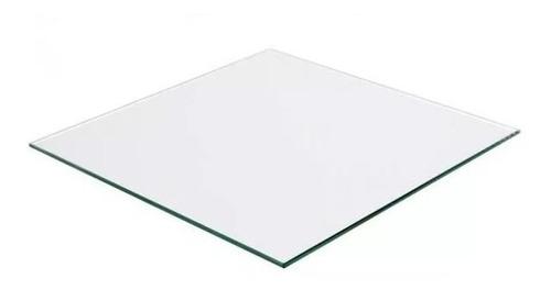 cama mesa de vidrio 20*21 3mm impresora 3d prusa i3 reprap