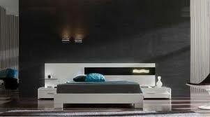 cama moderna 2 plazas