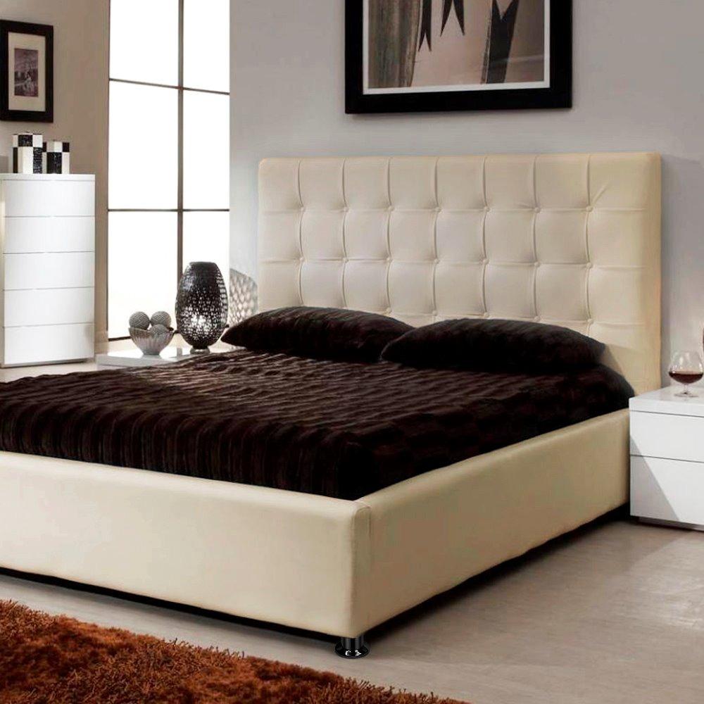 Cama moderna camas modernas camas tapizadas - Modelo de camas ...