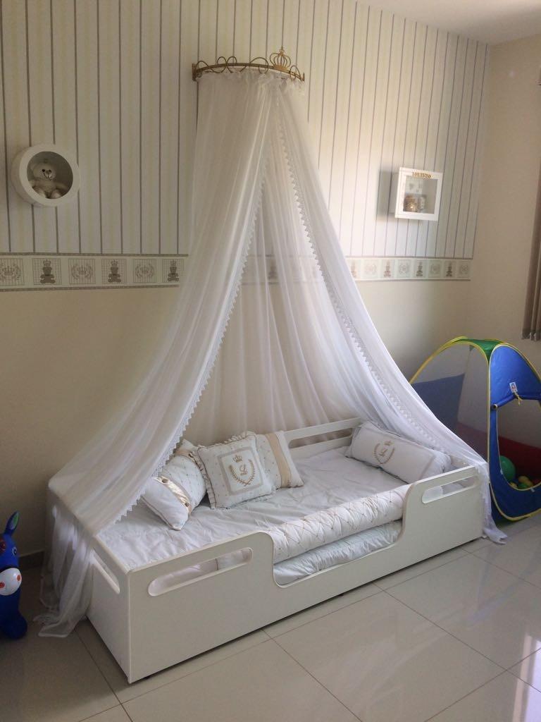 Cama montessoriana com bordas emborrachadas original r 499 00 em mercado livre - Cama infantil original ...