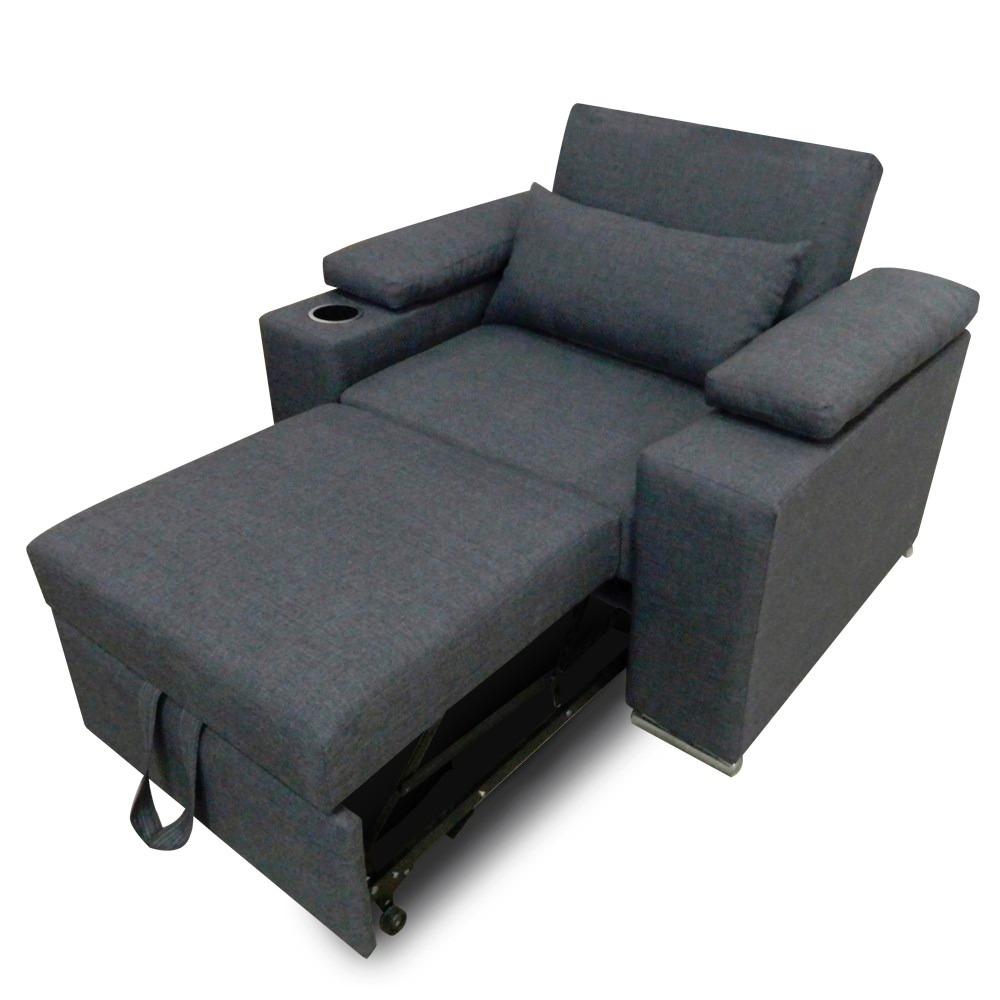 Sillon Cama Sofa Cama Modular Muebles Minimalista Mobydec