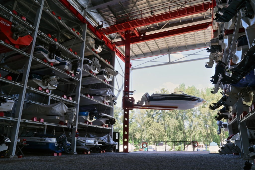 cama náutica  delta marina 18 pies-  plan de pago cuotas $