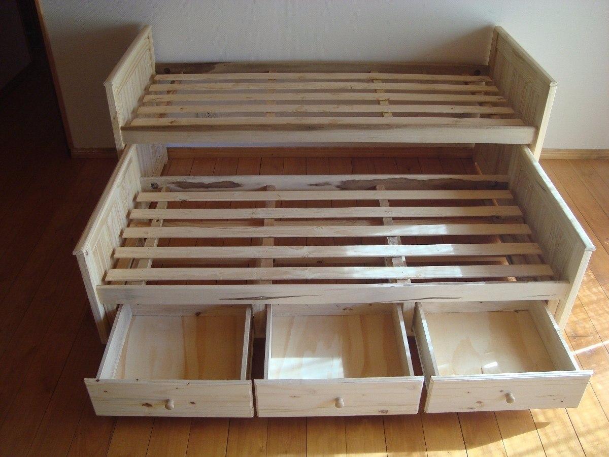 Camas con cajones debajo rje estructura bomstad blanco longitud cm ancho cama matrimonio con - Cama doble nido ...