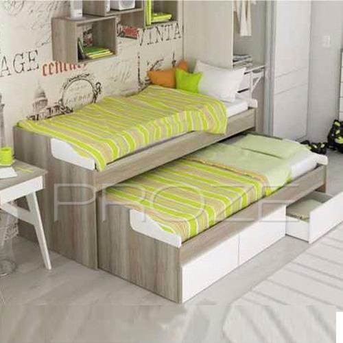 cama nido laqueada excelente calidad cama con cajones proze