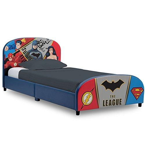 Cama Niño Liga De La Justicia Batman - $ 1.408.900 en Mercado Libre