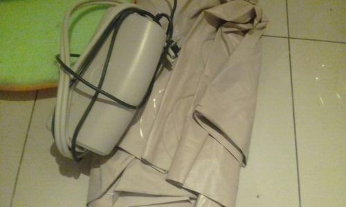 cama ortopedica +colchon antiescaras con motor para inflar