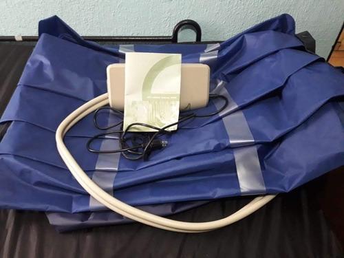 cama ortopédica eléctrica y colchón anti-ulceras