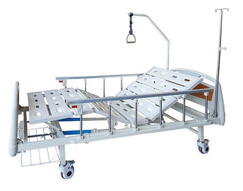 cama ortopedica manual con ruedas máxima calidad