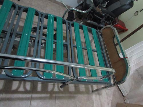 cama ortopédica motorizada linak - control remoto!