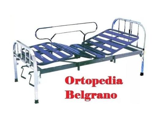 cama ortopedica  para casa
