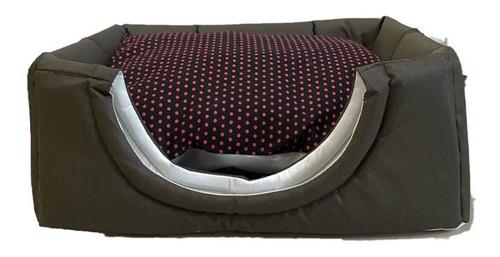 cama para cães e gatos ( vira toca ) tamanho p