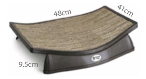 cama para gato rascador omega paw ergonomica diseño colores
