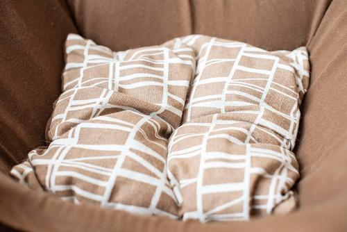 cama para gatos con condo superior flexible  en  para g...