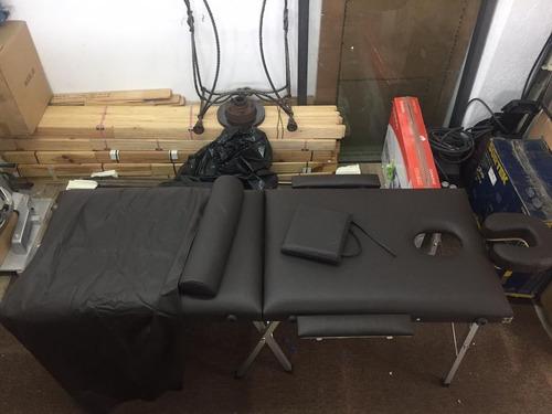 cama para masaje