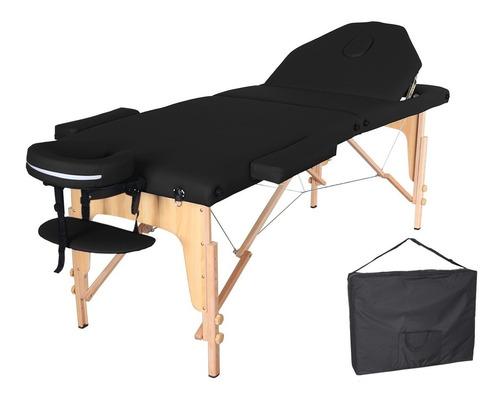 cama para masaje,