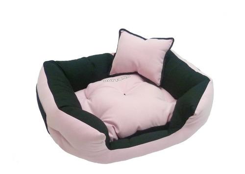 cama para mascotas y perros - daytona grande (86x65cm)
